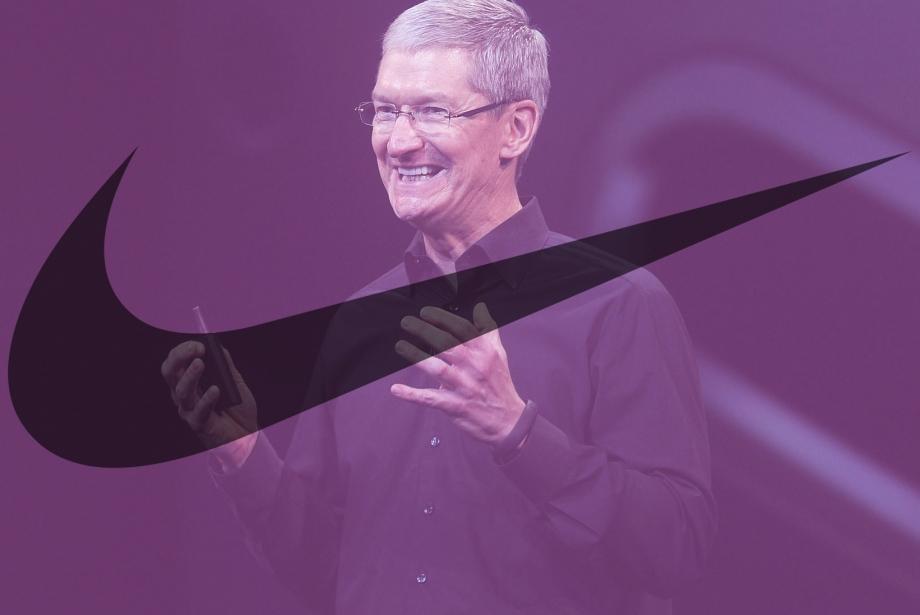Nike'a Yeniden Hoş Geldin Tim Cook