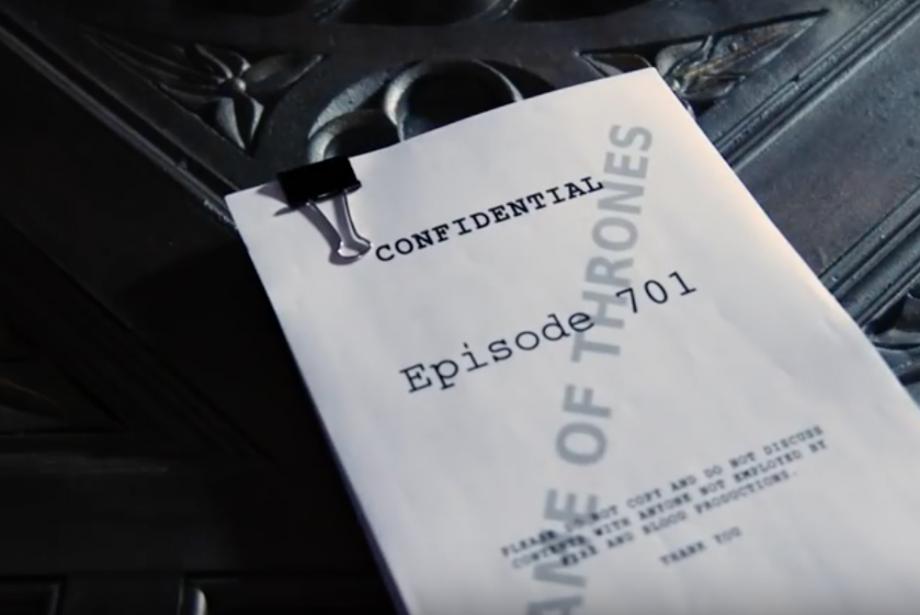 7. Sezona Kadar İzleyeceğimiz Game of Thrones Videosu