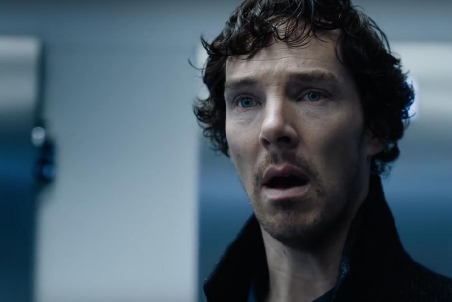 (VİDEO) Sherlock'un 4. Sezonu Tam da Böyle Geçecek