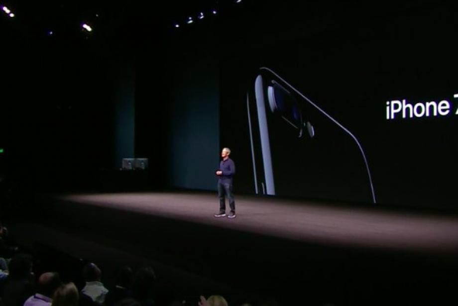 iPhone 7, Farklı Bir iPhone