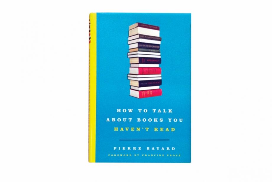 Okumadan Kitap Kurdu Olma Sanatı