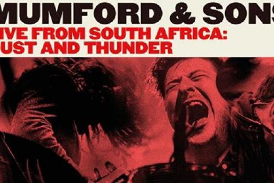 Mumford and Sons Toprağa Ayak Bastı