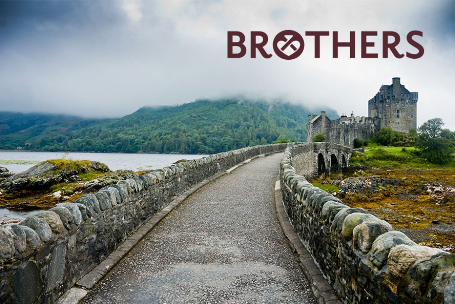 Brothers'ın İskoçya Seyahati