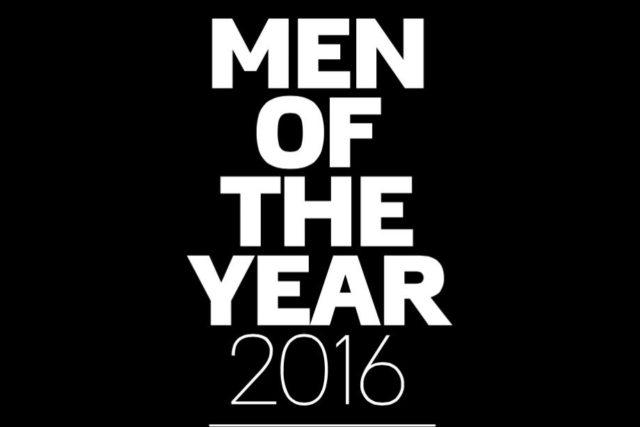 GQ Men Of The Year 2016 Kazananları