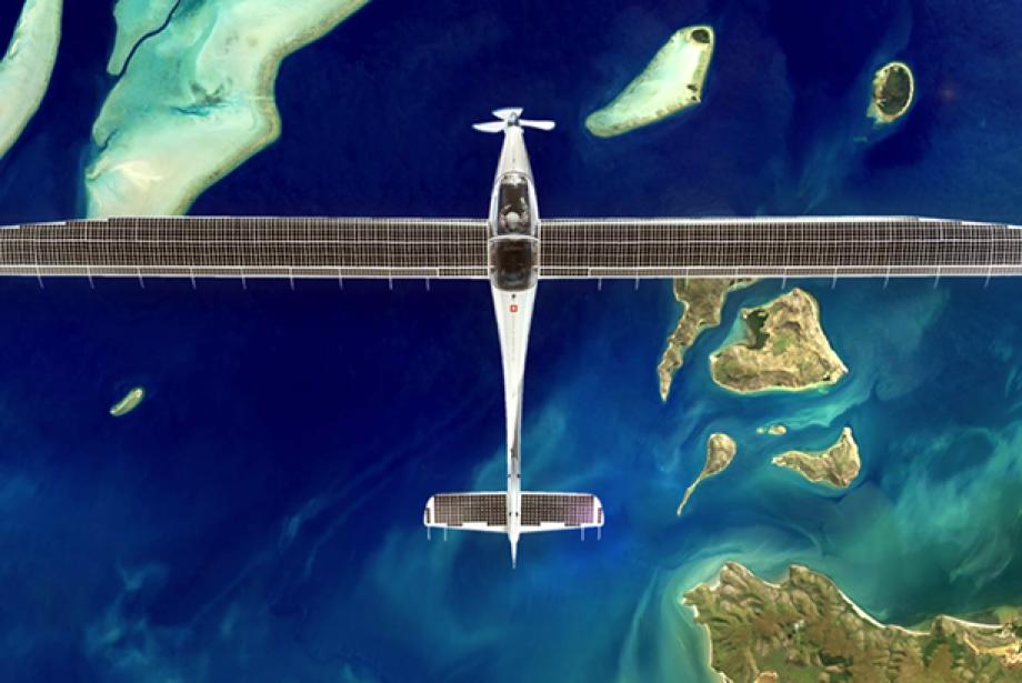 Atmosferik Solar Uçak Solarstratos İle Tanışın