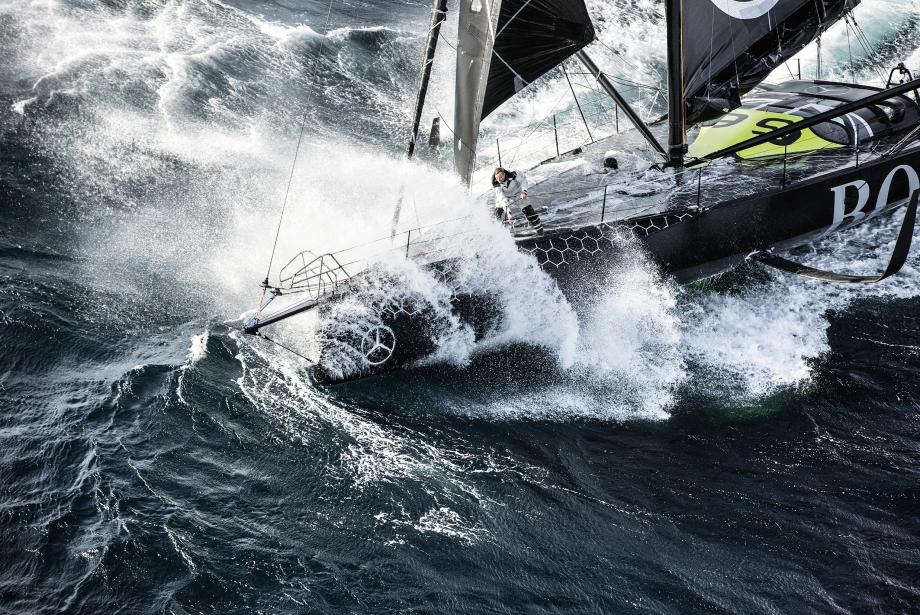 HUGO BOSS Yelkencisi Alex Thomson Vendée Globe'da Fırtına Gibi Esti