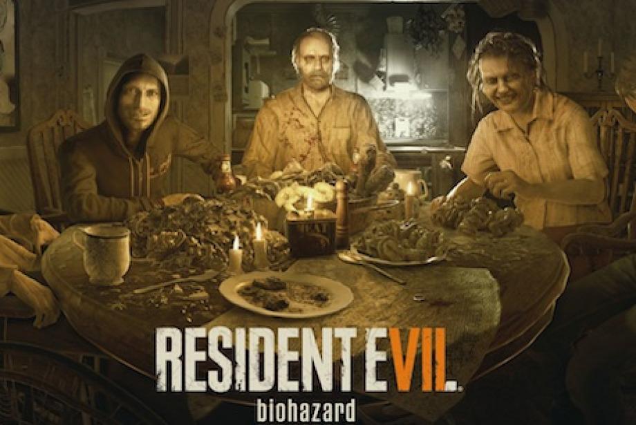Resident Evil 7: Biohazard Çıktı