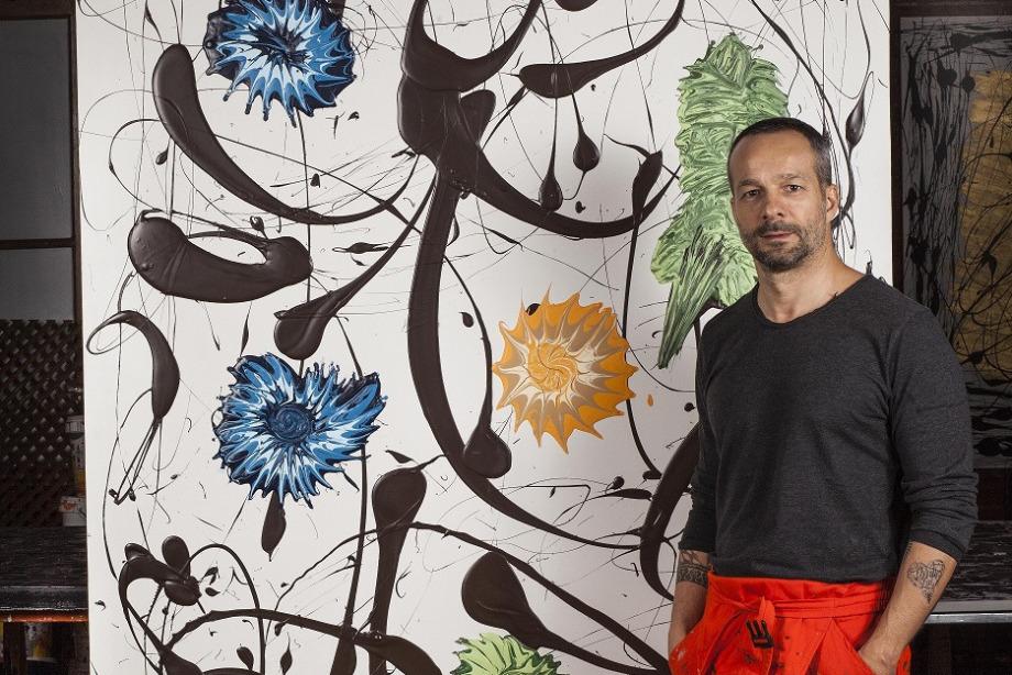 Hem İş Adamı Hem Ressam Cengiz Yatağan'dan Yeni Sergi