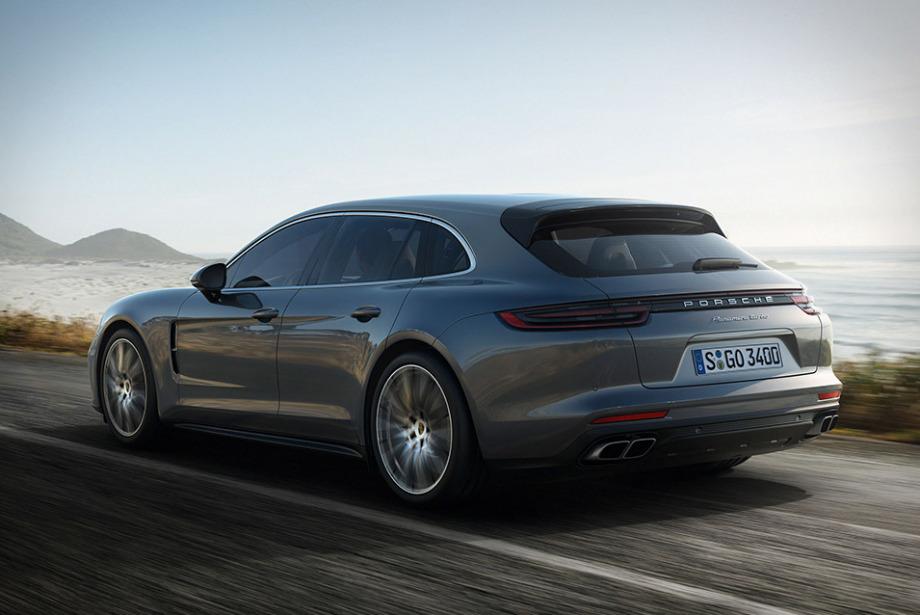 Cenevre Motor Şov'u Porsche Panamera Sport Turismo İle Başlıyor