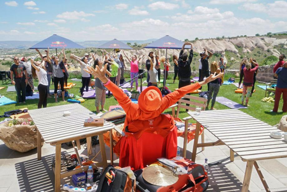 Peri Bacaları, Sanatçılar, Müzisyenler, Şairler…Cappadox İçin Bilet Alma Vakti