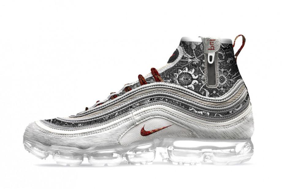 O Bir Nike Revolutionair: Bünyamin Aydın