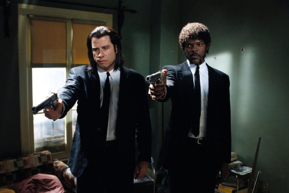 Tarantino Usulü İntikam