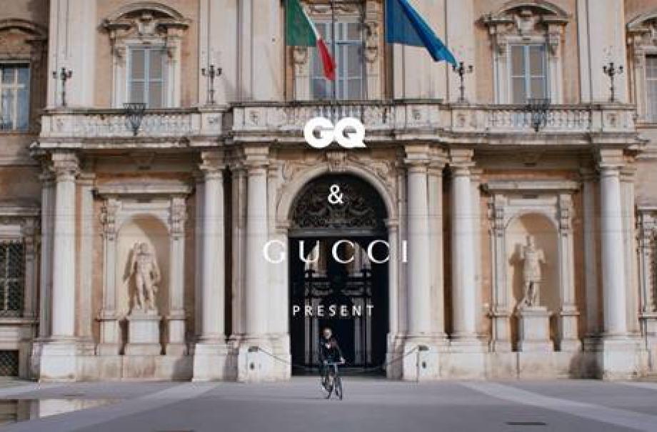 British GQ & Gucci'den