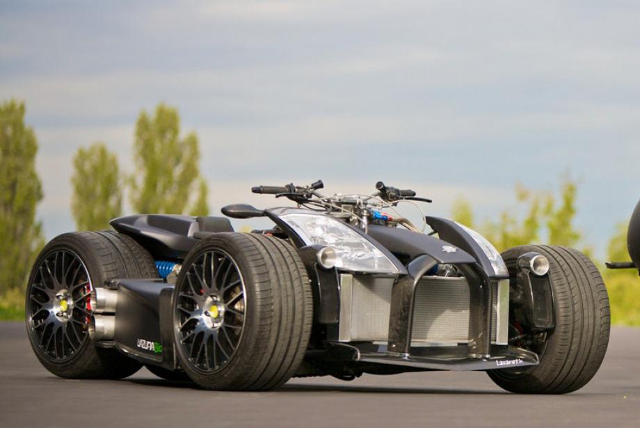 Lazareth Wazuma V8F ATV