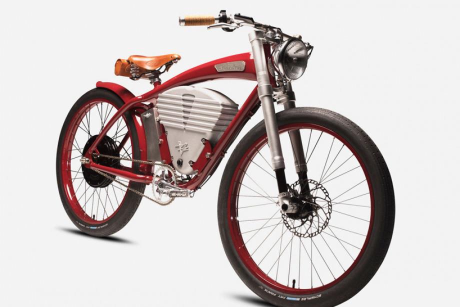 Vintage Electric Tracker Bisikleti