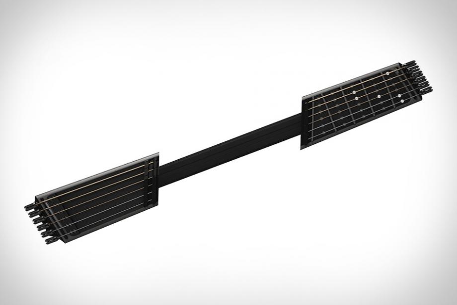 Gelecekten Gelen Bir Gitar