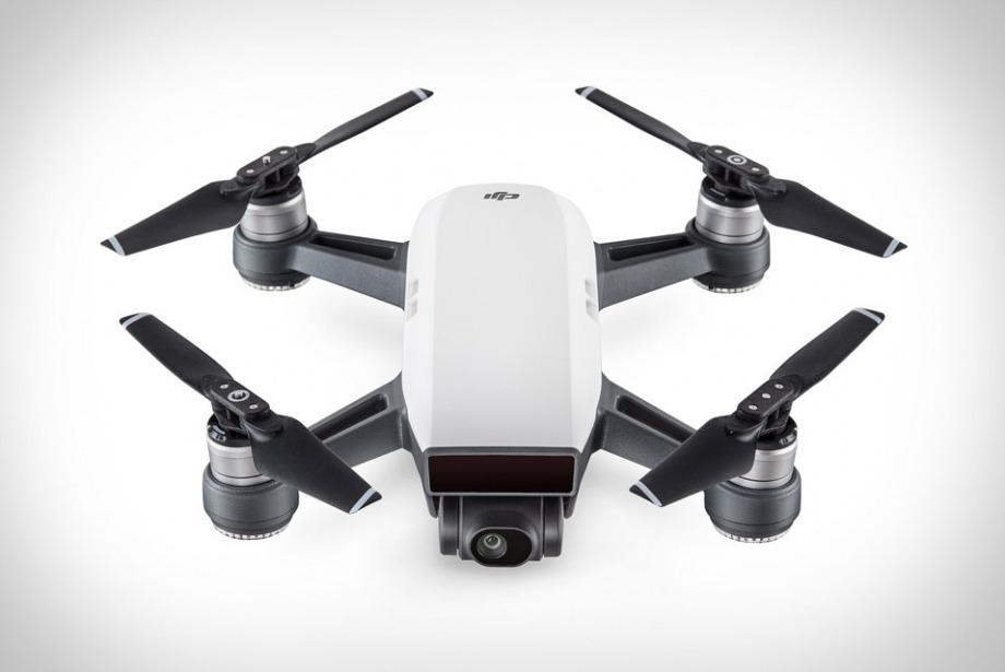Yeni Oyuncağımız: DJI Spark Mini Drone