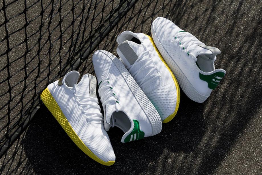 Pharrell Williams x Adidas Tennis Hu
