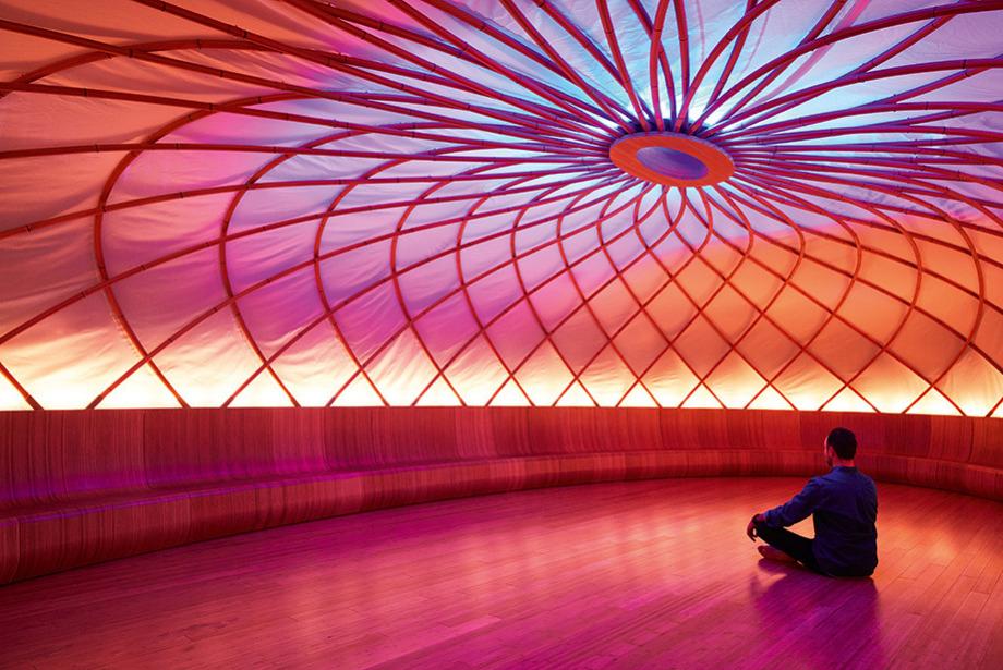 Lüks Meditasyon Ana Akım Olur mu?