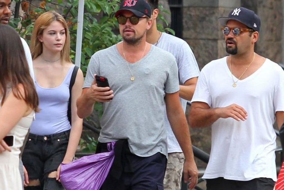 Leonardo DiCaprio ve 'Ne Giydiğini Umursamama Sanatı'