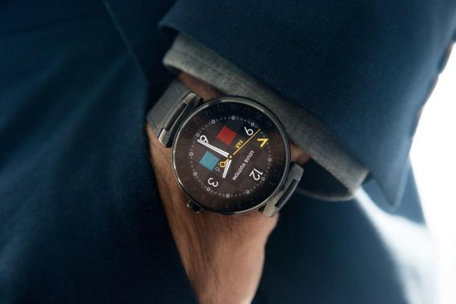 O Herkesten Farklı: Louis Vuitton'dan Yeni Akıllı Saat