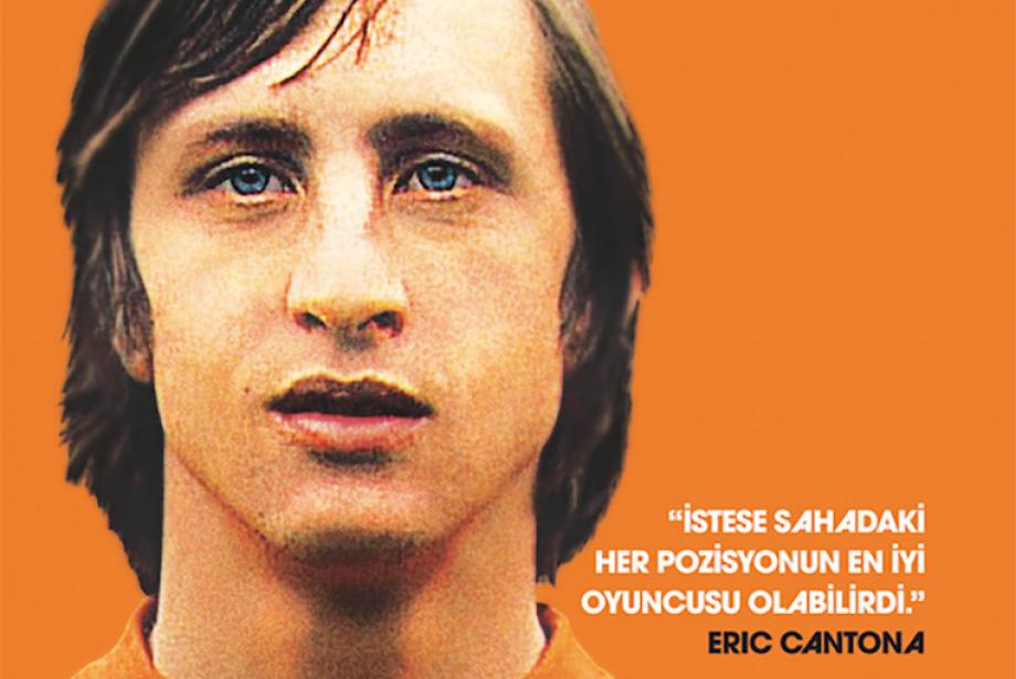 #GQSpor: Top peşinde bir otobiyografi: Johan Cruyyf