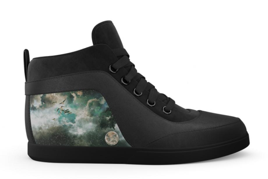 Sonunda bu da oldu: 'Akıllı' sneaker