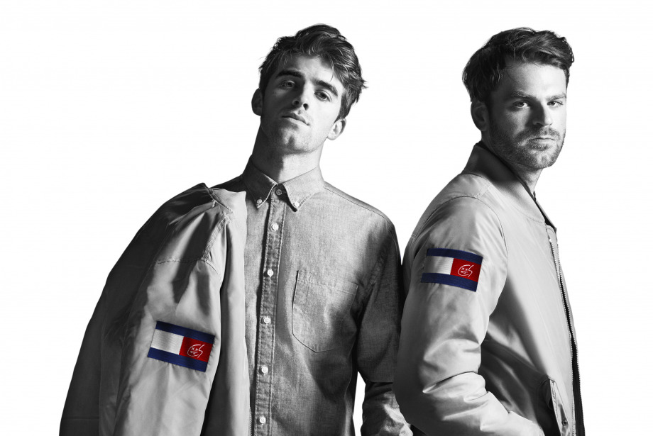 Tommy Hilfiger'ın yeni marka elçisi: The Chainsmokers