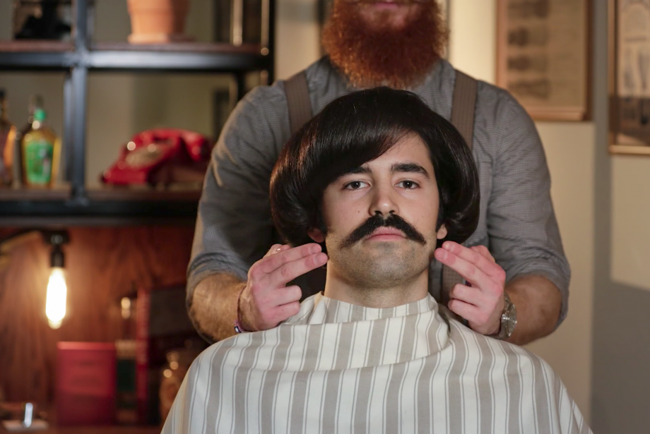 Berber muhabbetinin 'stop motion' hali: 'Barber's Cut'