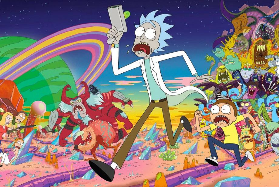 #GQSeçti: İntergalaktik saçmalıklar ya da nam-ı diğer 'Rick and Morty'