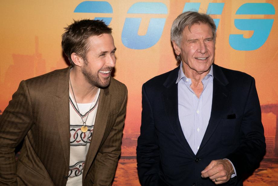 Harrison Ford, Ryan Gosling'in adını unutursa