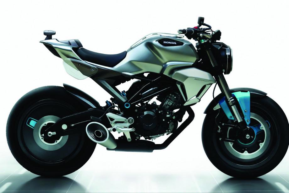 #GQSeçti: Metalik afet Honda 150 SS Racer