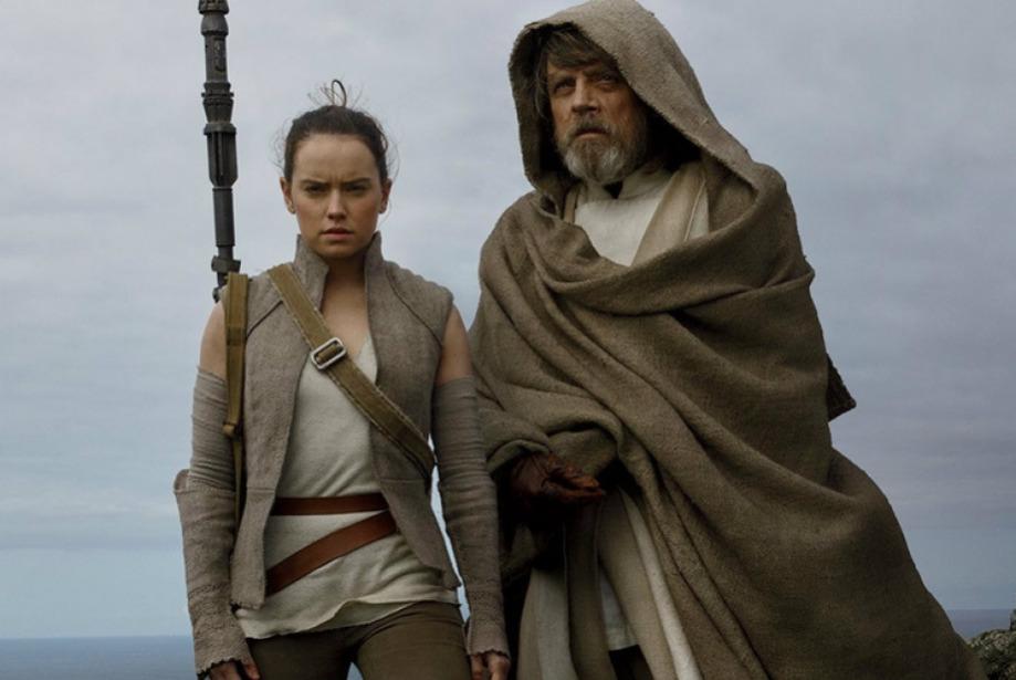 Star Wars'un son bölümü 'The Last Jedi'dan yeni fragman