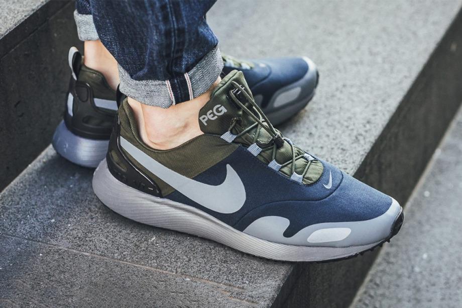 Nike'tan dört mevsime de hazır sneaker