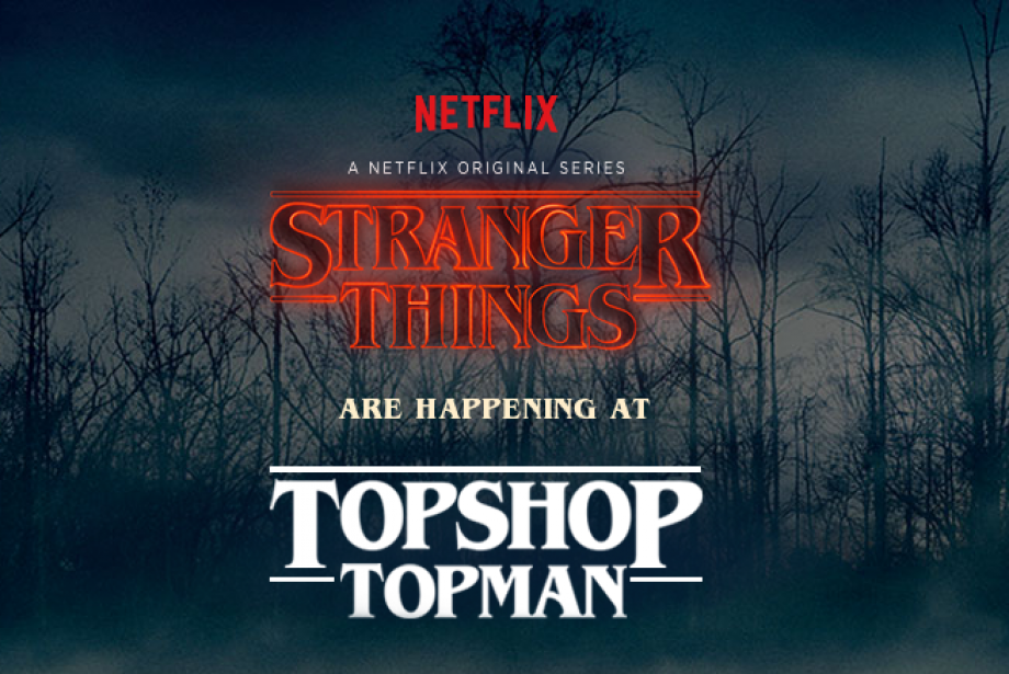 Stranger Things koleksiyonu sizi bu dünyadan alıp götürecek