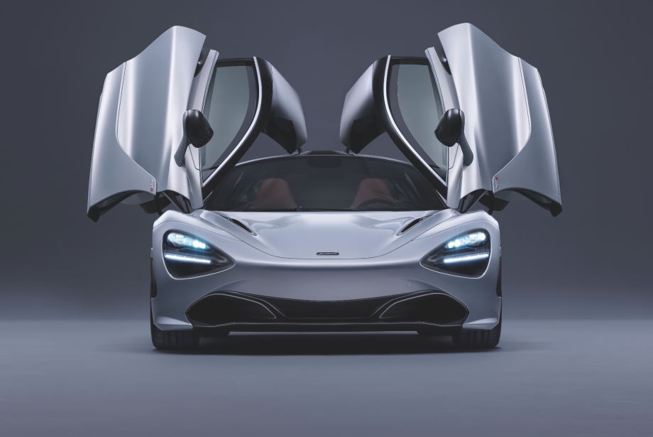 #GQYeniNesil: McLaren 720S gücünü efsanelerden alıyor