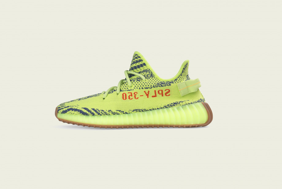 Kanye West ve adidas gururla sunar: YEEZY BOOST 350 V2