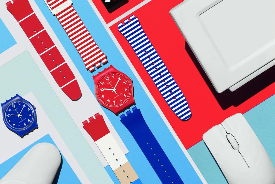 Yeni yılda kendi saatini tasarla: Swatch X You