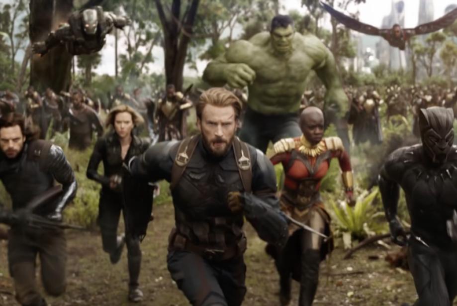 Avengers: Infinity War başladı