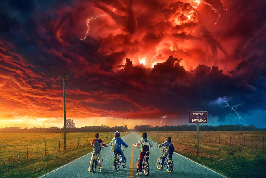 Stranger Things'in 3. sezonundan ilk detaylar ortaya çıktı
