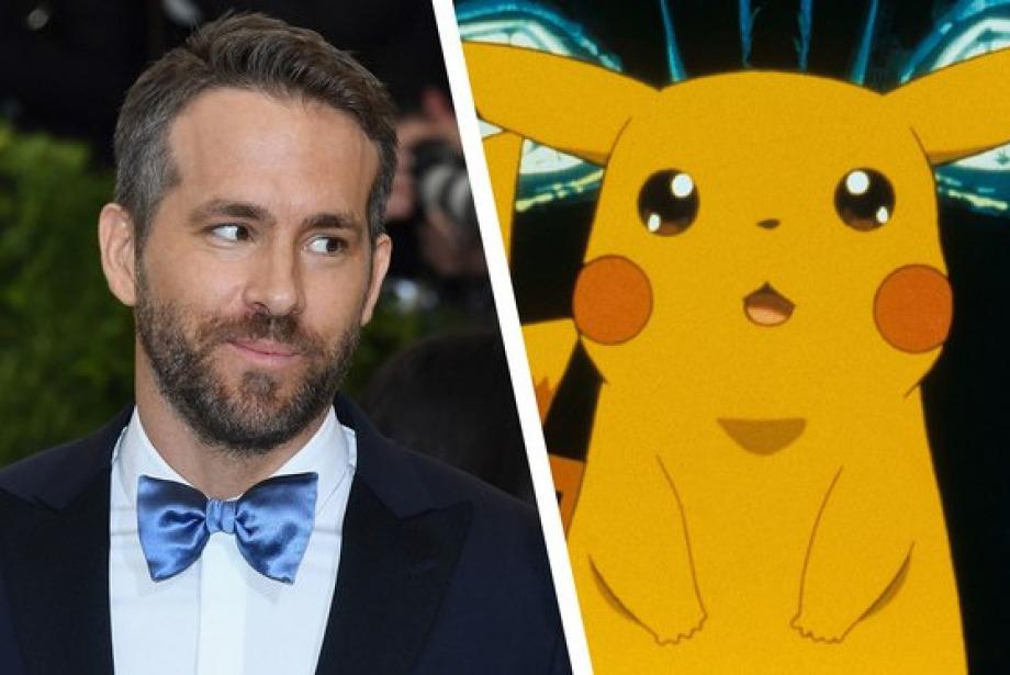 Ryan Reynolds yeni filminde Pikachu'yu canlandıracak