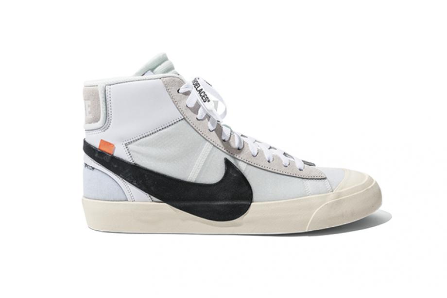 Virgil Abloh ayakkabı tasarımlarına bir yenisini ekledi