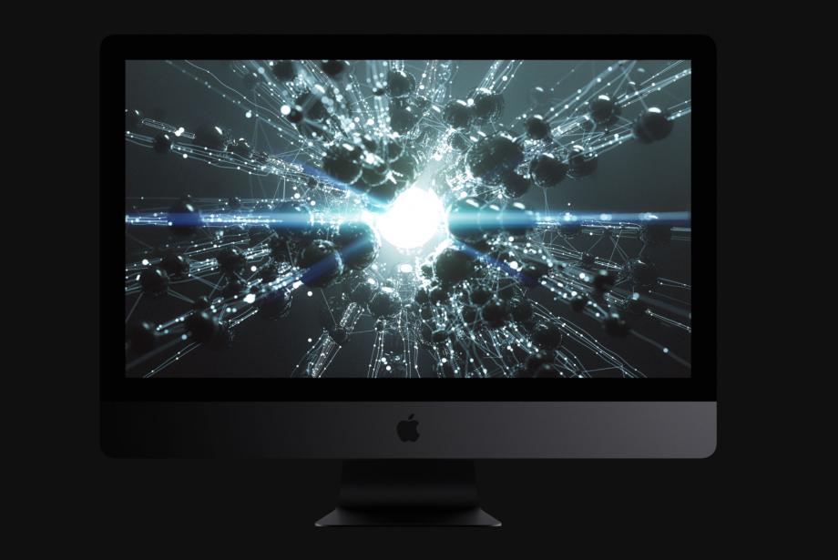 Apple'ın en güçlü bilgisayarıyla tanışın: iMac Pro