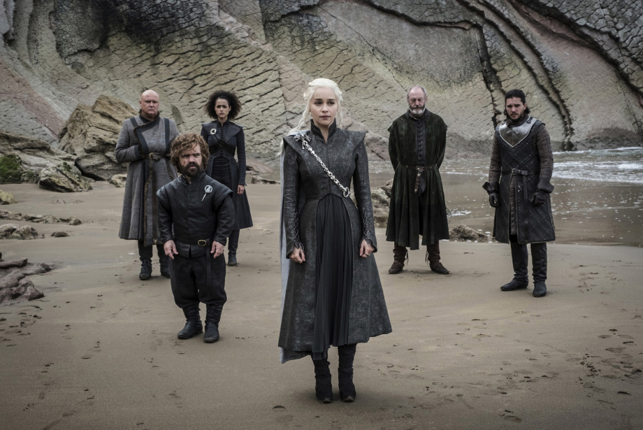 Game Of Thrones hasretimiz bir yıl daha sürecek
