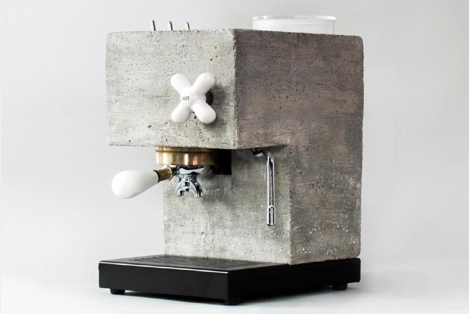 Dünyanın en sıradışı espresso makinesi