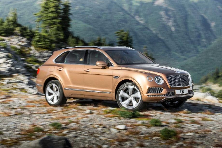 Hybrid Bentley