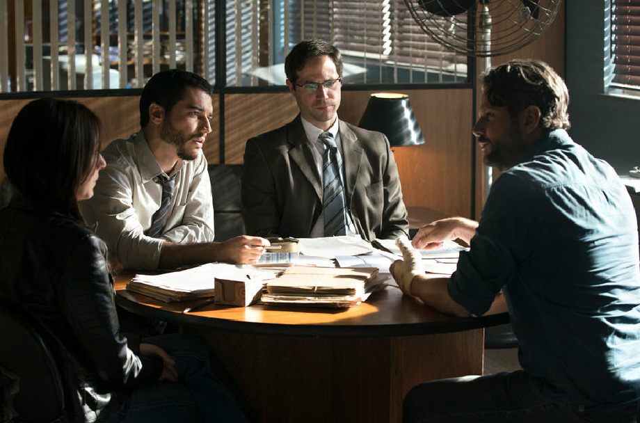 "Netflix'in yeni Narcos'u: ""The Mechanism"""
