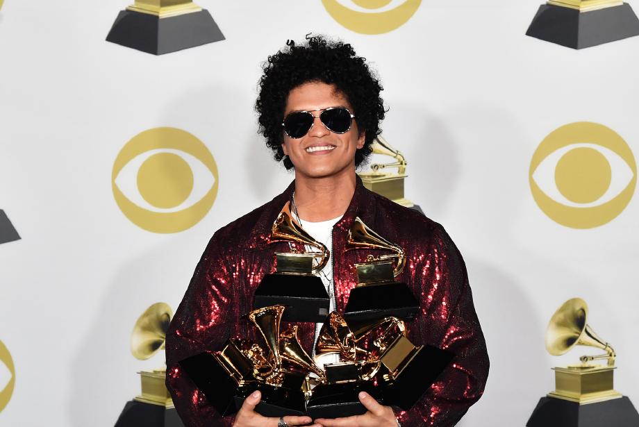 60. Grammy Ödülleri emin ellerde