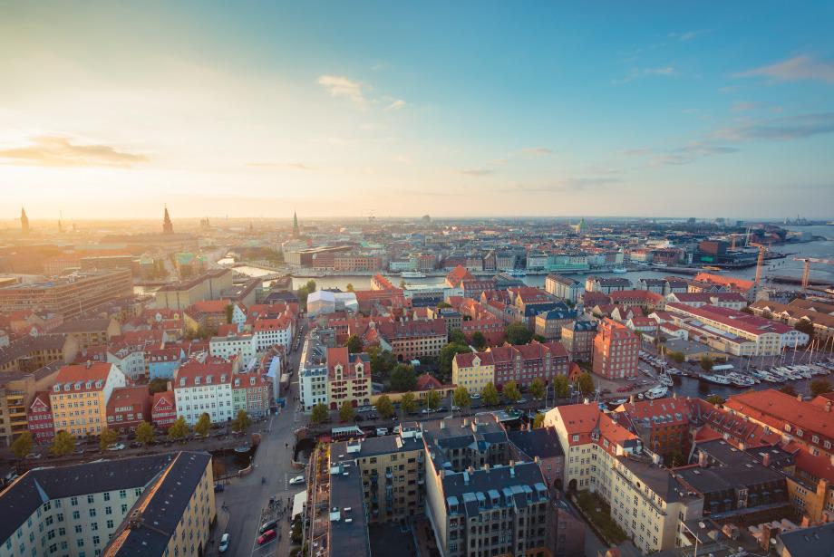 Rota oluşturuldu: İstikamet Kopenhag