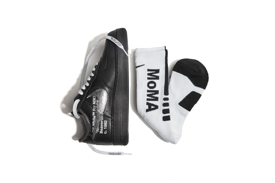 Off-White x Moma Black Edition